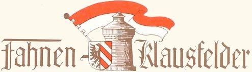 Fahnen-Klausfelder